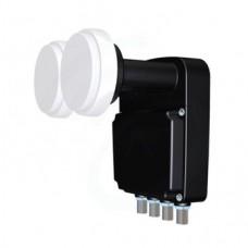 Inverto LNB DUO Quad Astra1/Astra3 80cm (4.3 graden)