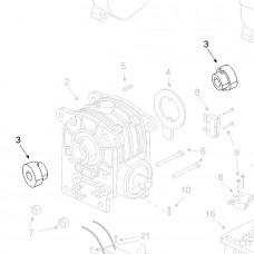 Teleco 18936 spare part Dish arm zamak insert 2019 T.65/85