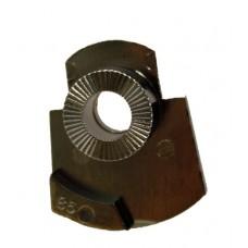 Teleco 10531 spare part Rechter inzetstuk LNB arm  CL.85