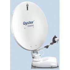 Oyster 65 Vision v3 Twin, vol automatische schotel.