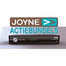 SAB Sky 5100 CISC HD S810 met joyne module, combi voordeel