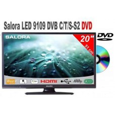 Salora  LED 9109DVD 22 inch