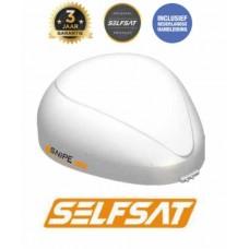 Selfsat Snipe dome, volautomatische schotel