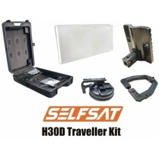 Selfsat H30D traveller kit