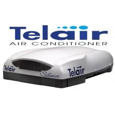 Telair Silent 7400H, airco voor camper