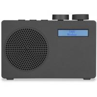 Akai Portable DAB+ radio ADB10 antraciet