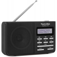 TechniSat DAB+ DigitRadio 210 zwart