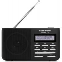 TechniSat DAB+ Digitradio 210 IR zilver