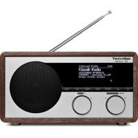 Technisat DAB+ DigitRadio 400 hout